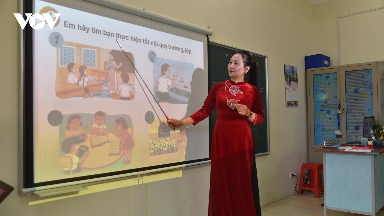 Vẫn còn tình trạng thừa thiếu giáo viên cục bộ tại nhiều địa phương