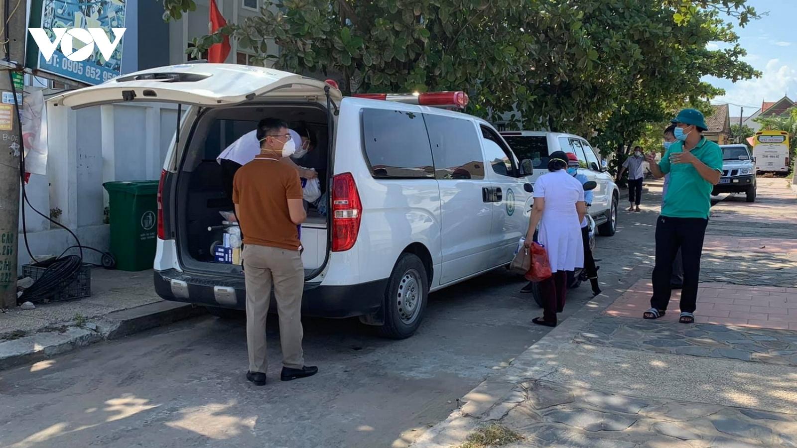 Ngư dân dương tính SARS-CoV-2 không khai báo y tế khi về Quảng Bình