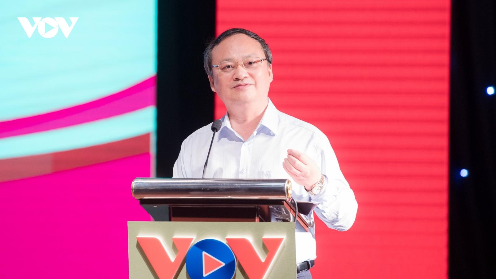 Thư Chúc mừng nhân kỷ niệm 76 năm ngày thành lập Đài Tiếng nói Việt Nam