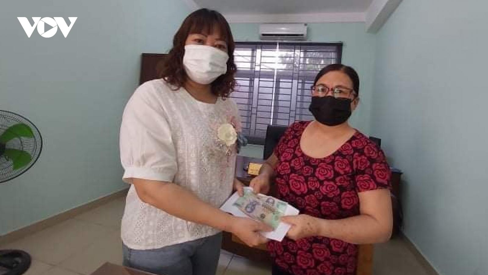 Đà Nẵng hỗ trợ mỗi hộ dân 500.000đồng kể cả hộ tạm trú, lao động thuê trọ, sinh viên