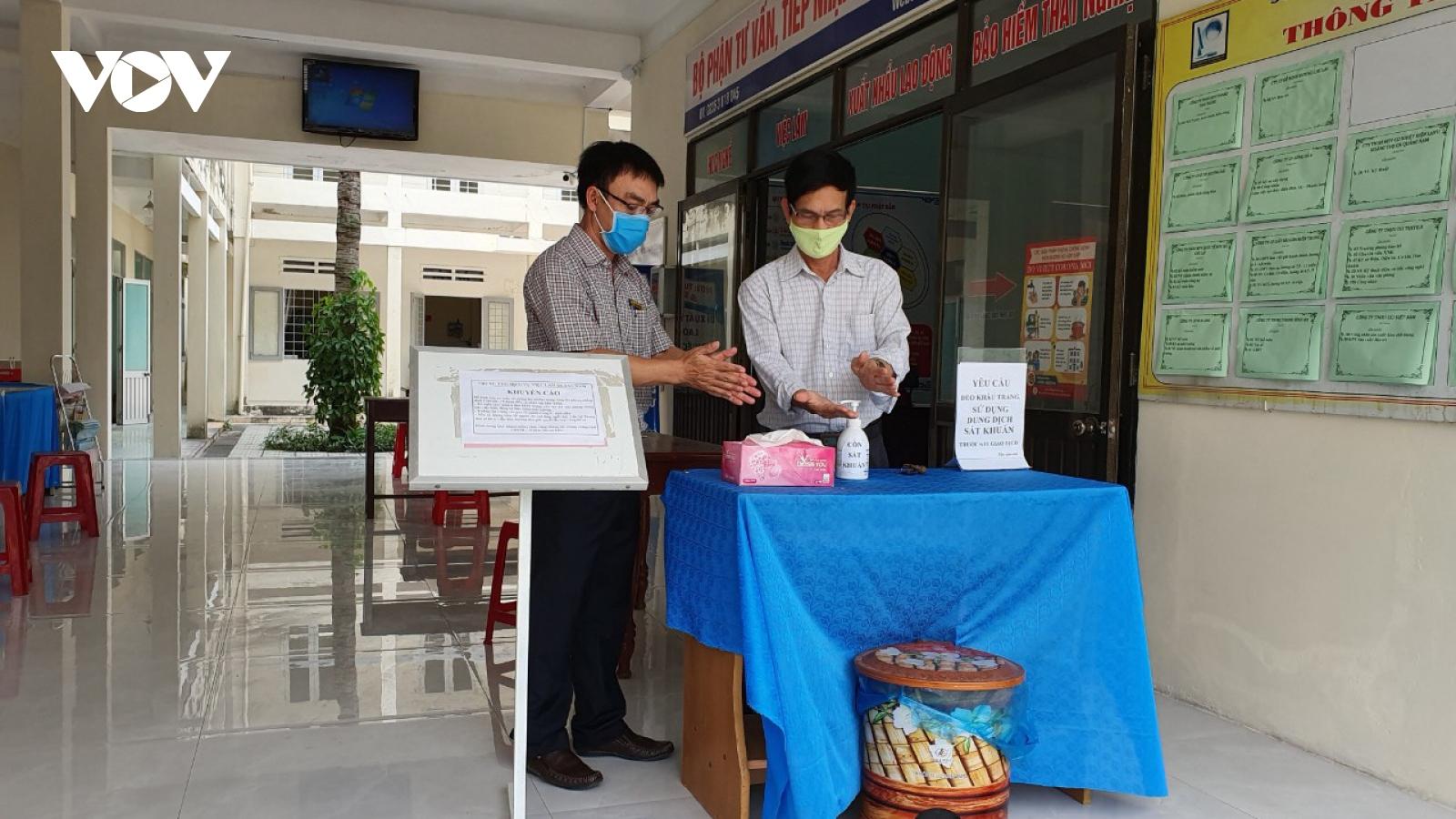 Trung tâm dịch vụ việc làm Quảng Nam đẩy mạnh kết nối việc làm, giải quyết chế độ BHTN