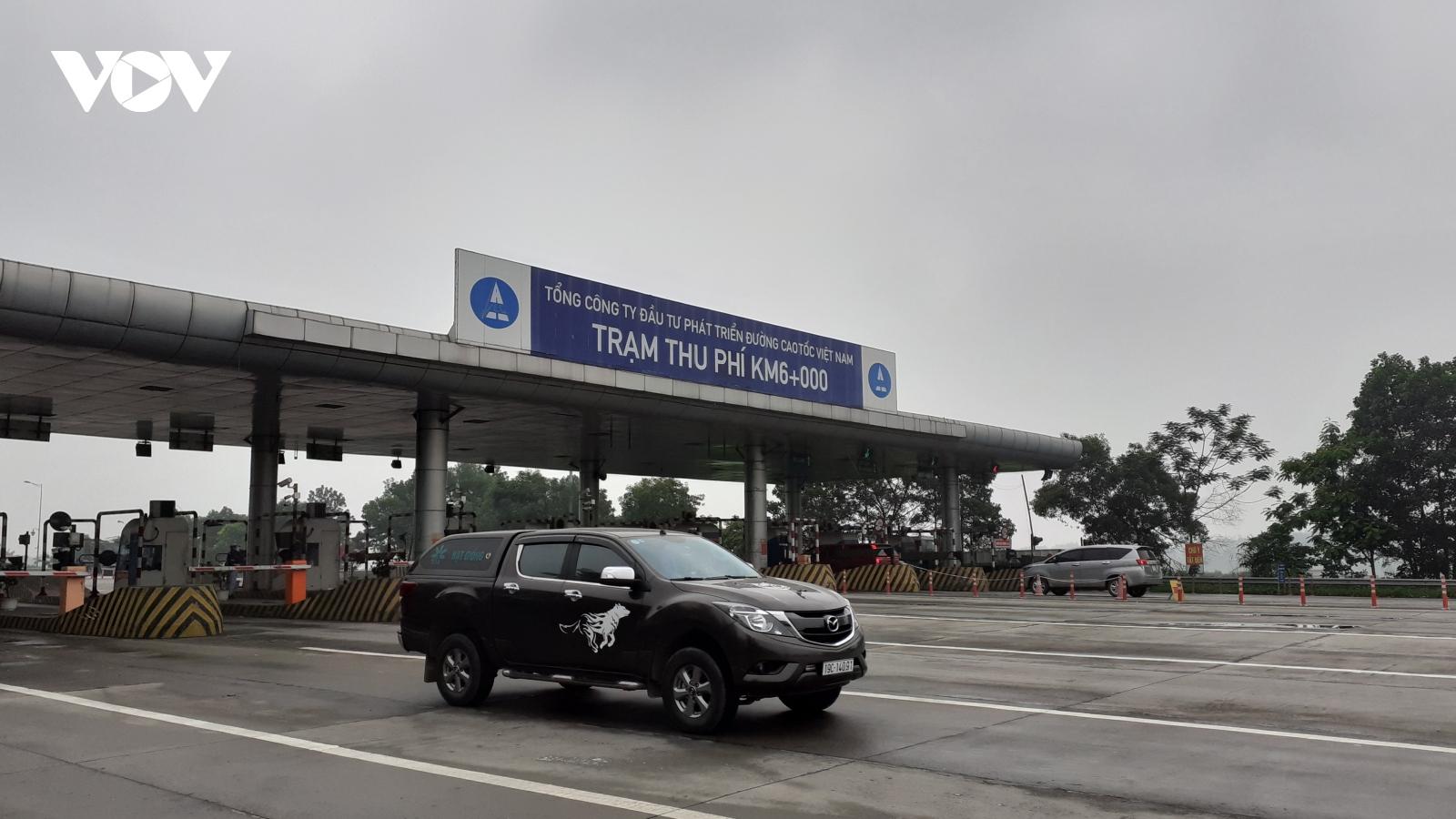 Tiến độnút giaoPhốLu tại Cao tốc Hà Nội- Lào Cai đến đâu?