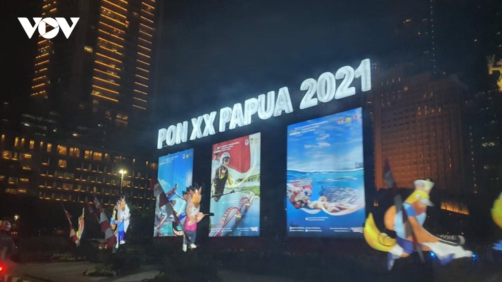 Đại hội Thể thao Indonesia: từ nỗ lực kiểm soát Covid-19 đến ổn định an ninh