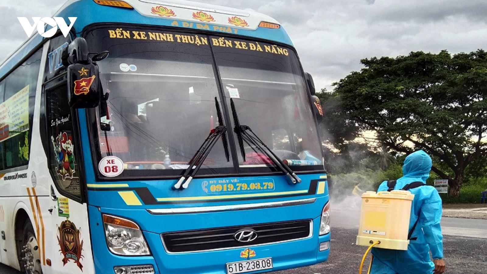 Khởi tố vụ ánnhà xe Đăng Nhânlàm lây lan dịch bệnh ở Ninh Thuận