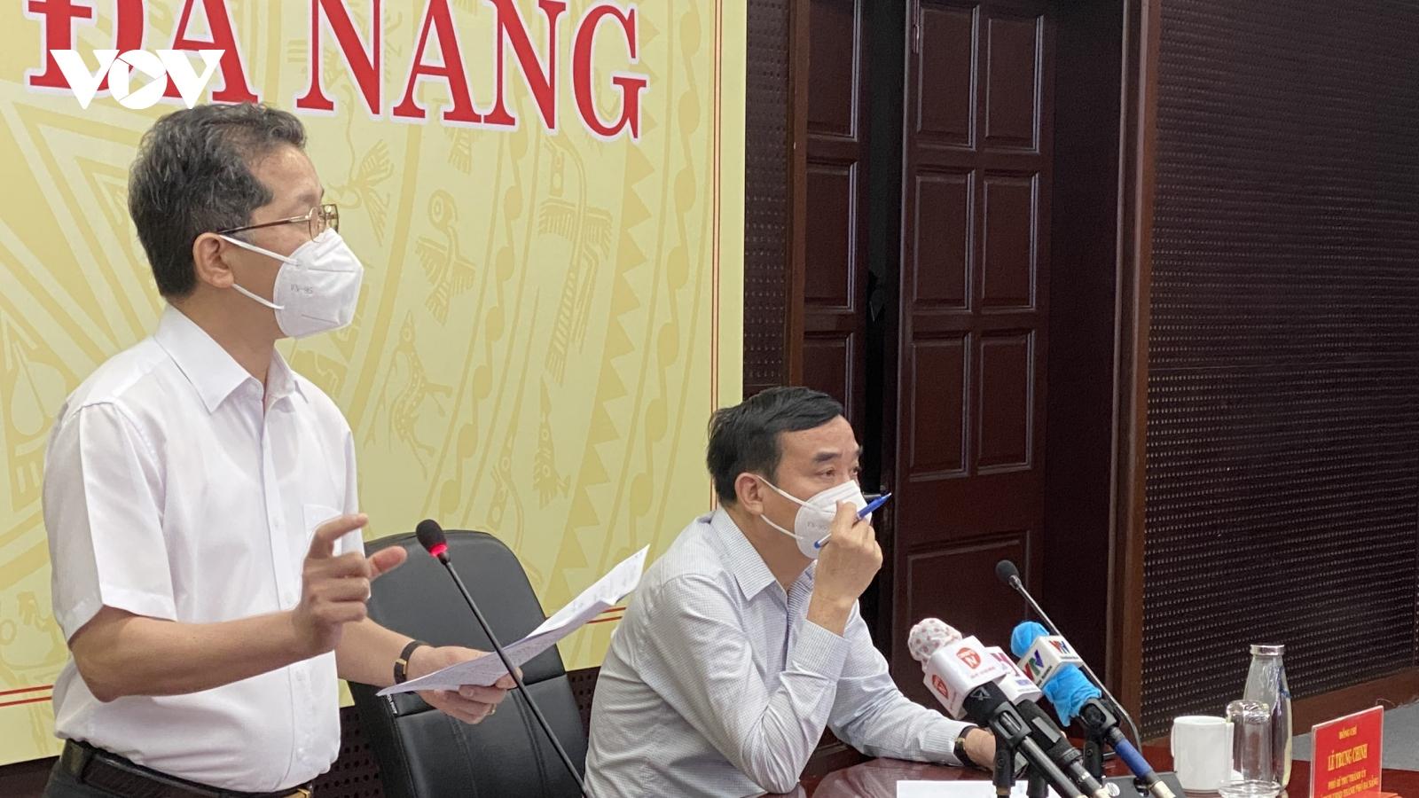Bí thư Đà Nẵng nhắc ngành y tế sớm tham mưu thực hiện việc phân loại và khoanh vùng