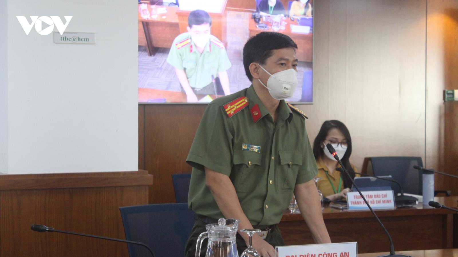 TP.HCM không cấp phép mẫu giấy đi đường mới sau ngày 6/9