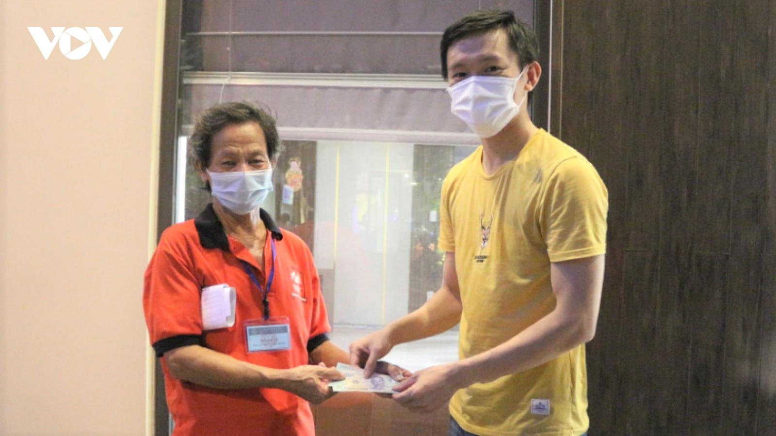 Đà Nẵng hỗ trợ bổ sung người dân ảnh hưởng dịch bệnh Covid-19