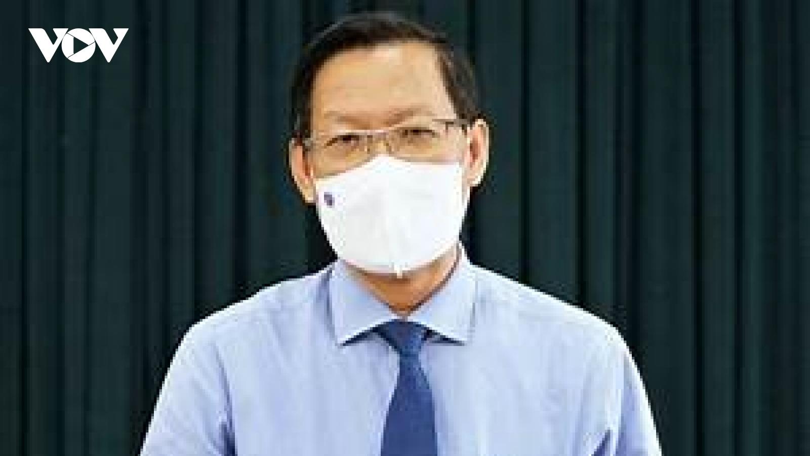 Tối nay 6/9, Chủ tịch TP.HCM tiếp tục đối thoại với dân về tình hình dịch bệnh