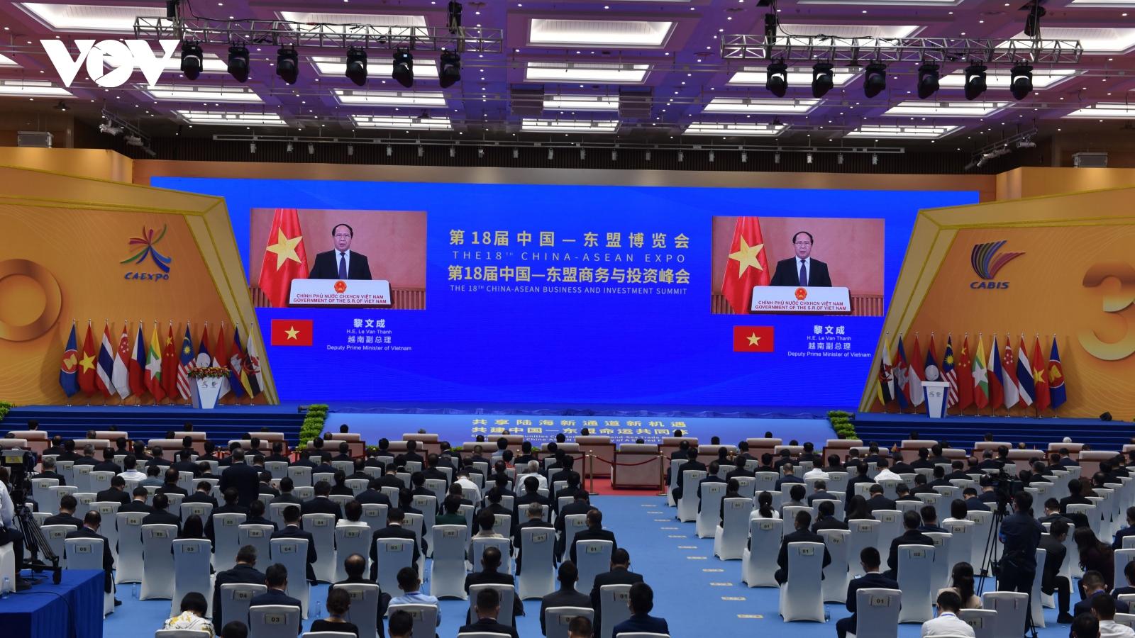 Gần 80 doanh nghiệp Việt Nam tham dự Hội chợ Trung Quốc – ASEAN tại Nam Ninh