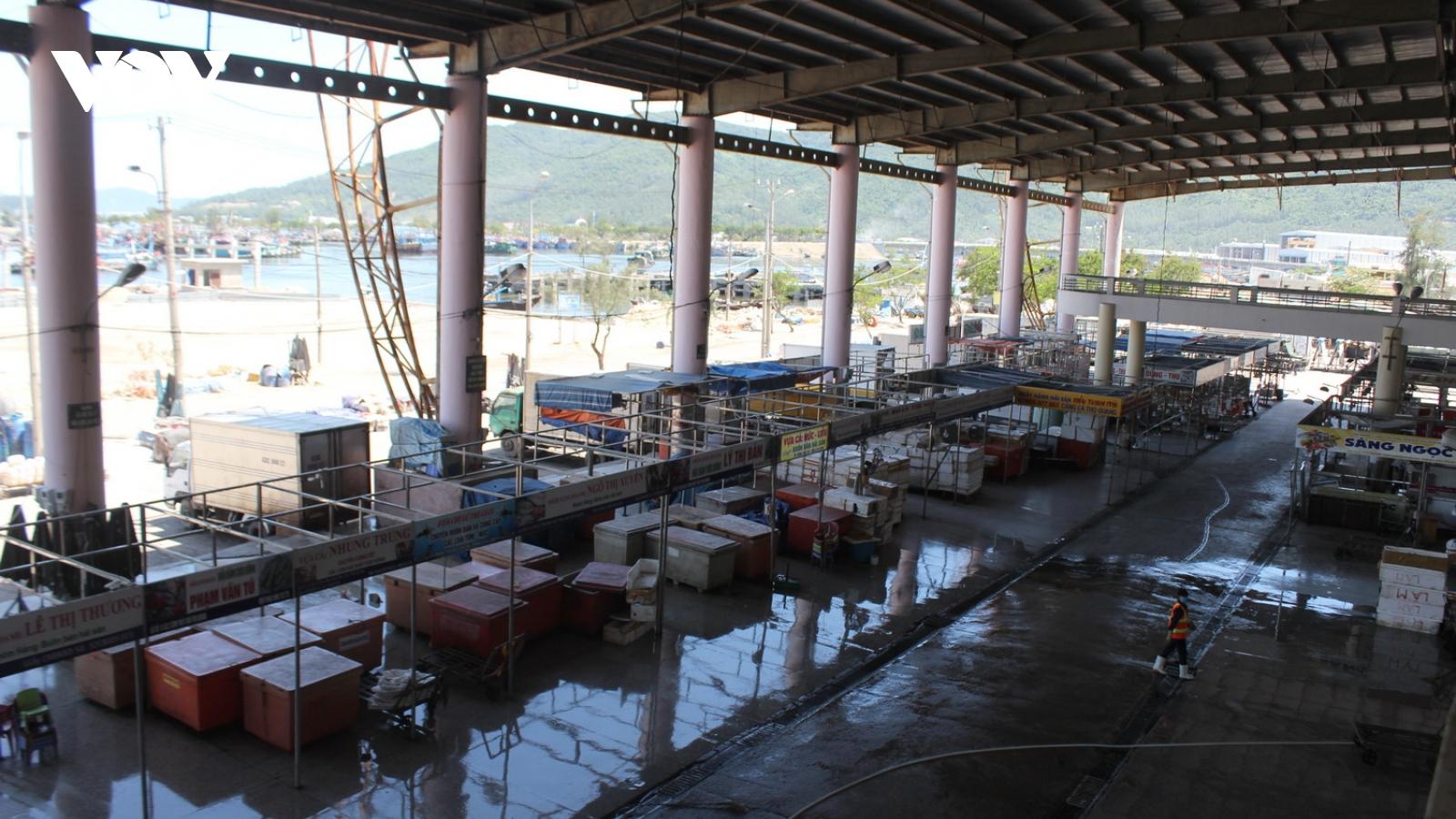 Đà Nẵng sẵn sàng đưa cảng cá Thọ Quang hoạt động trở lại