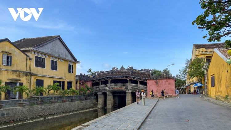 Quang Nam proposes plan to welcome back international tourists