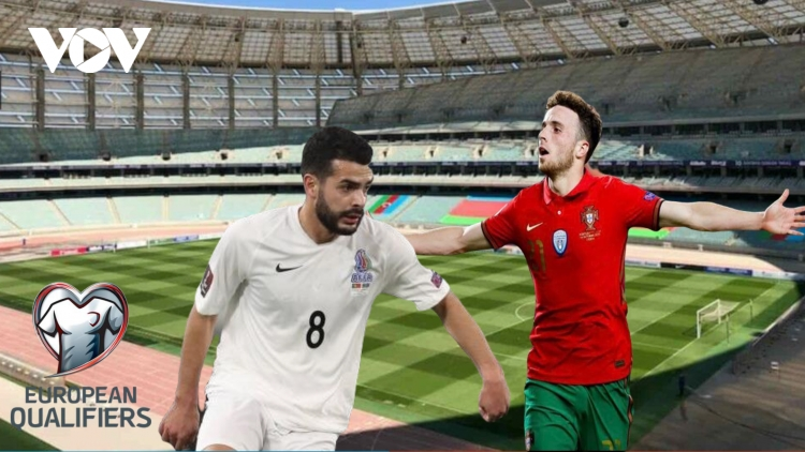Azerbaijan - Bồ Đào Nha: Ai tỏa sáng thay Ronaldo?