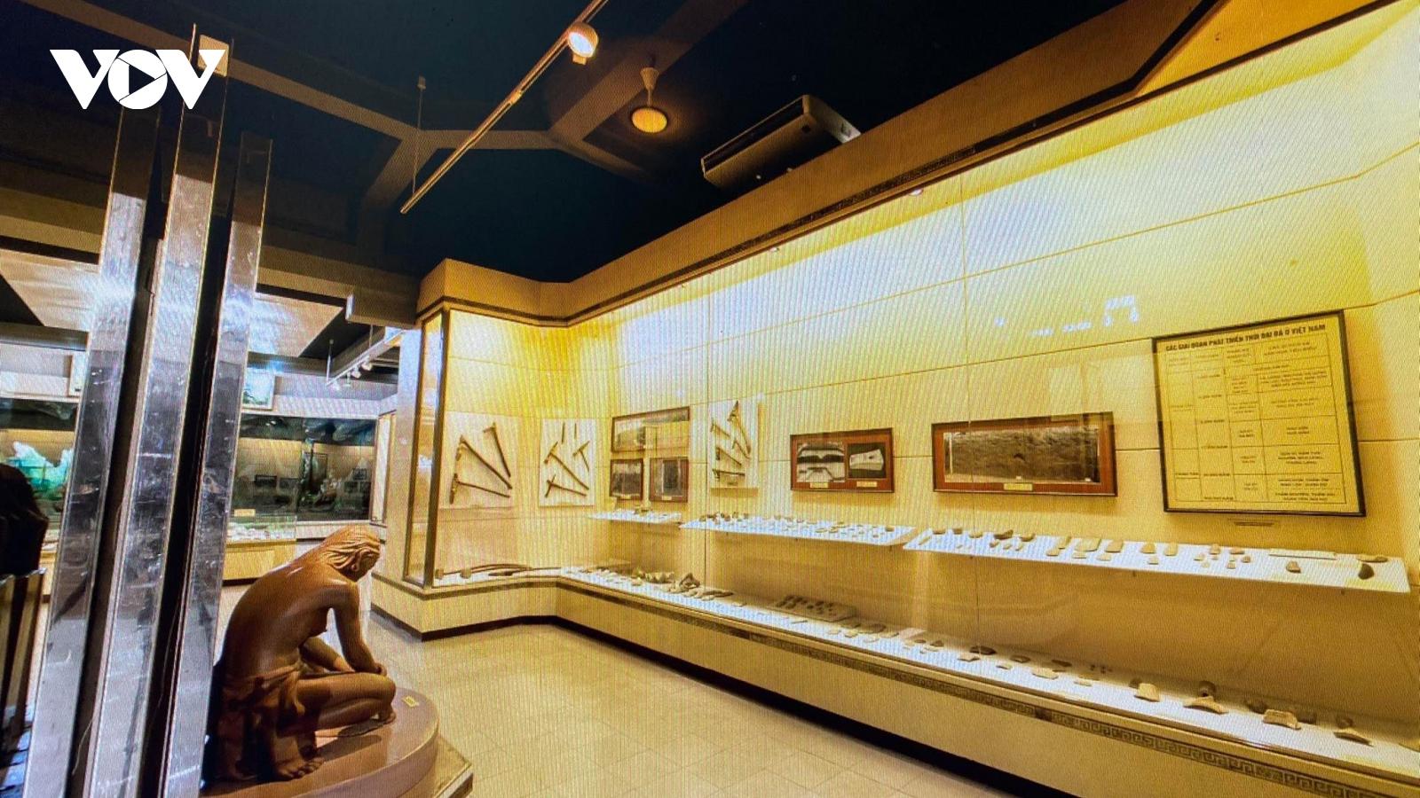 Ứng dụng công nghệ 3D tại Bảo tàng Lịch sử quốc gia