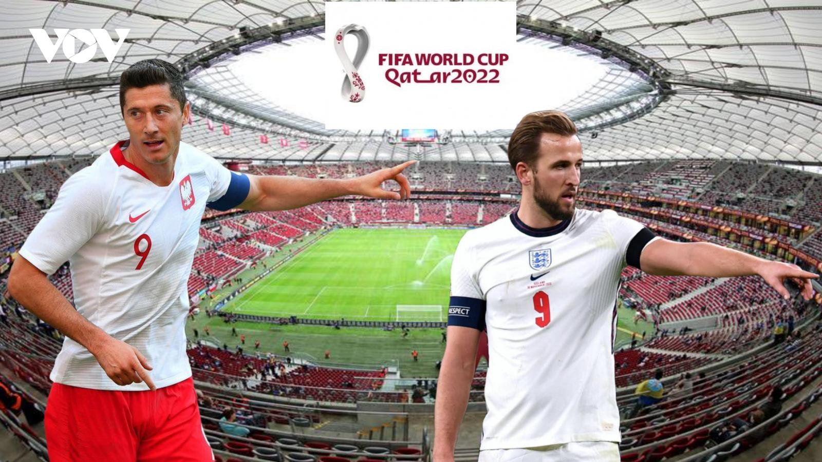 Dự đoán kết quả, đội hình xuất phát trận Ba Lan - Anh