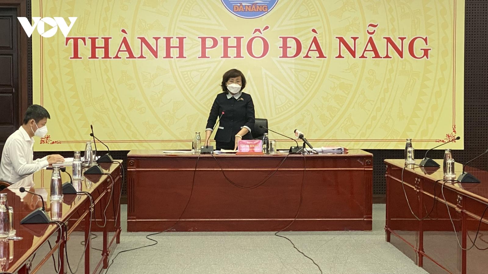 Đà Nẵng sẽ ban hành văn bản quy định thủ tục đối với người ra vào thành phố