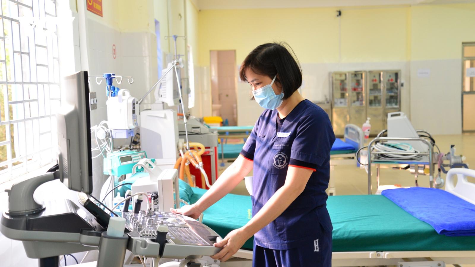 Điện Biên tạm dừng hoạt động Bệnh viện dã chiến Điện Biên Phủ