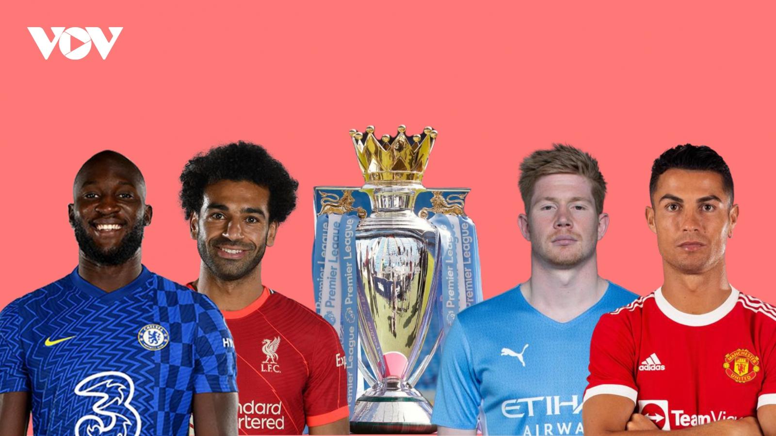"""Bảng xếp hạng Ngoại hạng Anh sau vòng 6: Liverpool dẫn đầu, """"chật chội"""" top 4"""