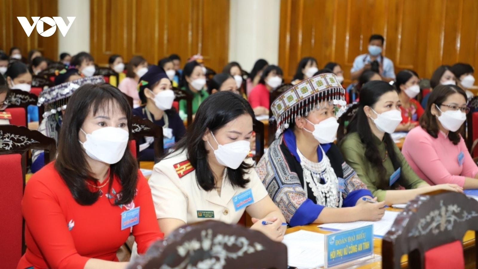 Phụ nữ Yên Bái tổ chức gần 3.000 buổi tuyên truyền phòng chống Covid-19