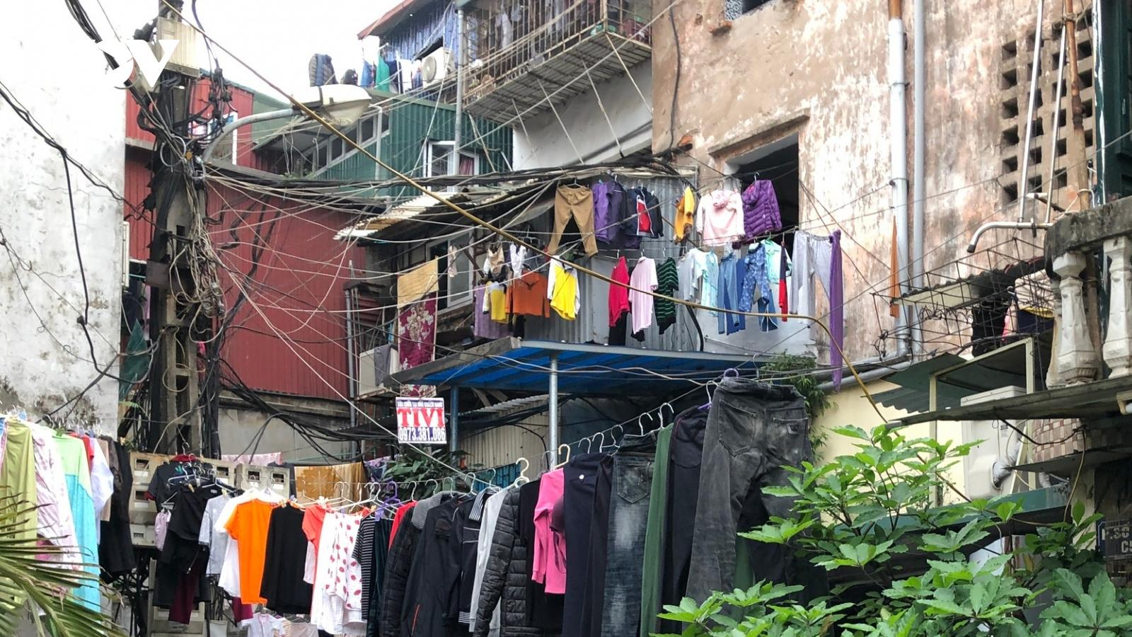 Đề án cải tạo, xây dựng lại chung cư cũ tại Hà Nội được 100% đại biểu biểu quyết thông qua