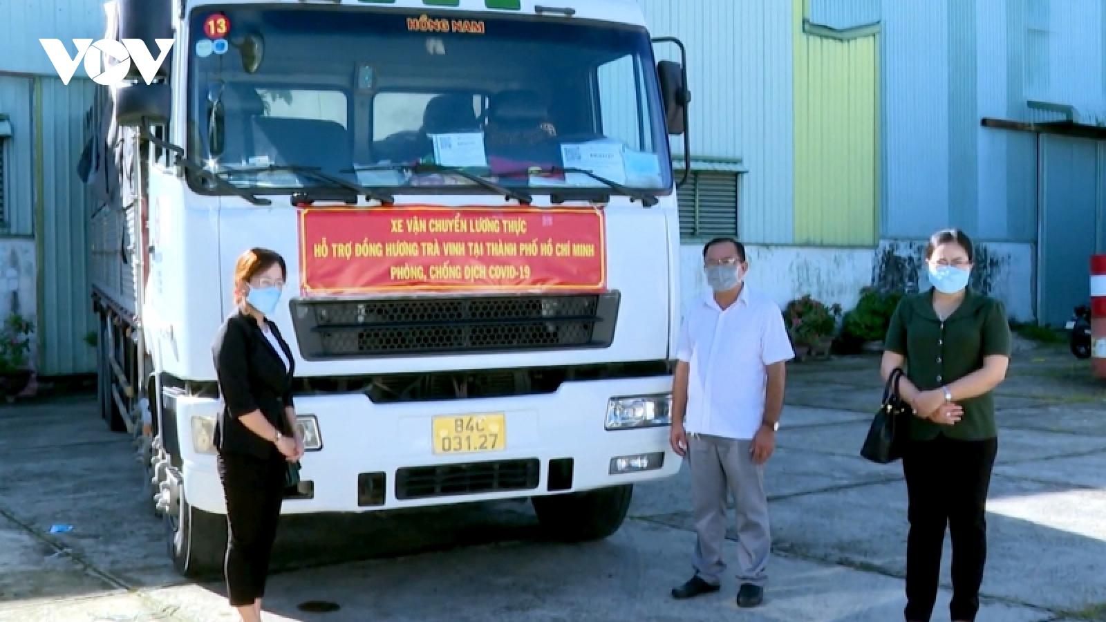 Trà Vinh chưa có kế hoạch đưa lao động từ TP. HCM trở về tỉnh