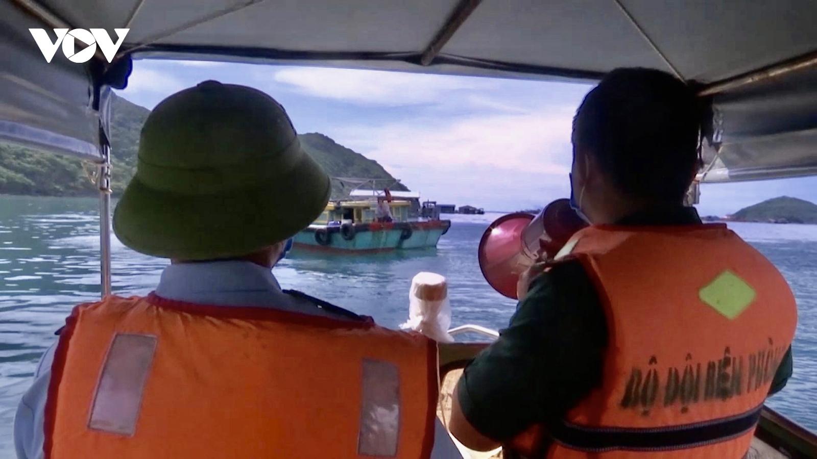 """Côn Đảo quyết tâm giữ vững """"vùng xanh"""" an toàn"""