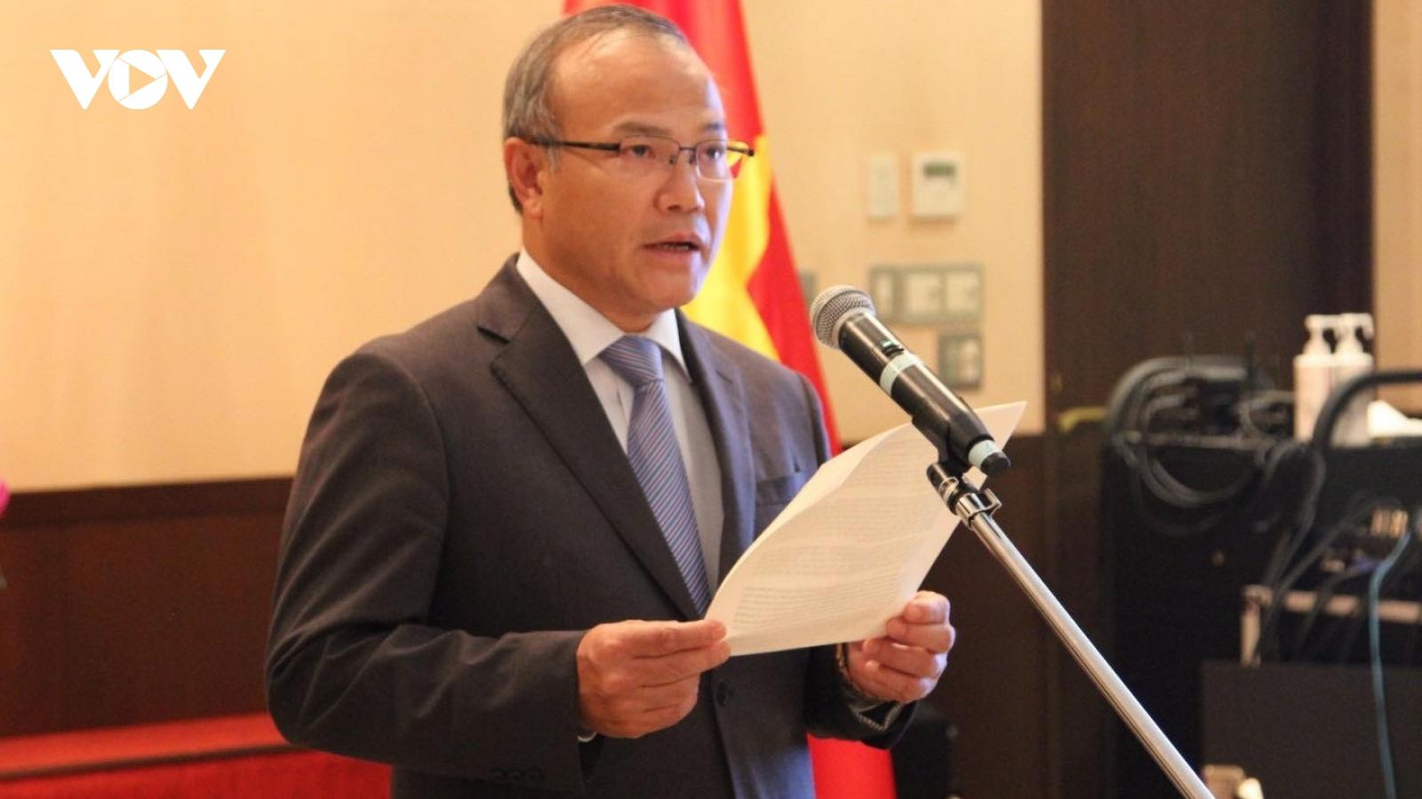 Kỷ niệm 76 năm Quốc khánh Việt Nam tại Nhật Bản