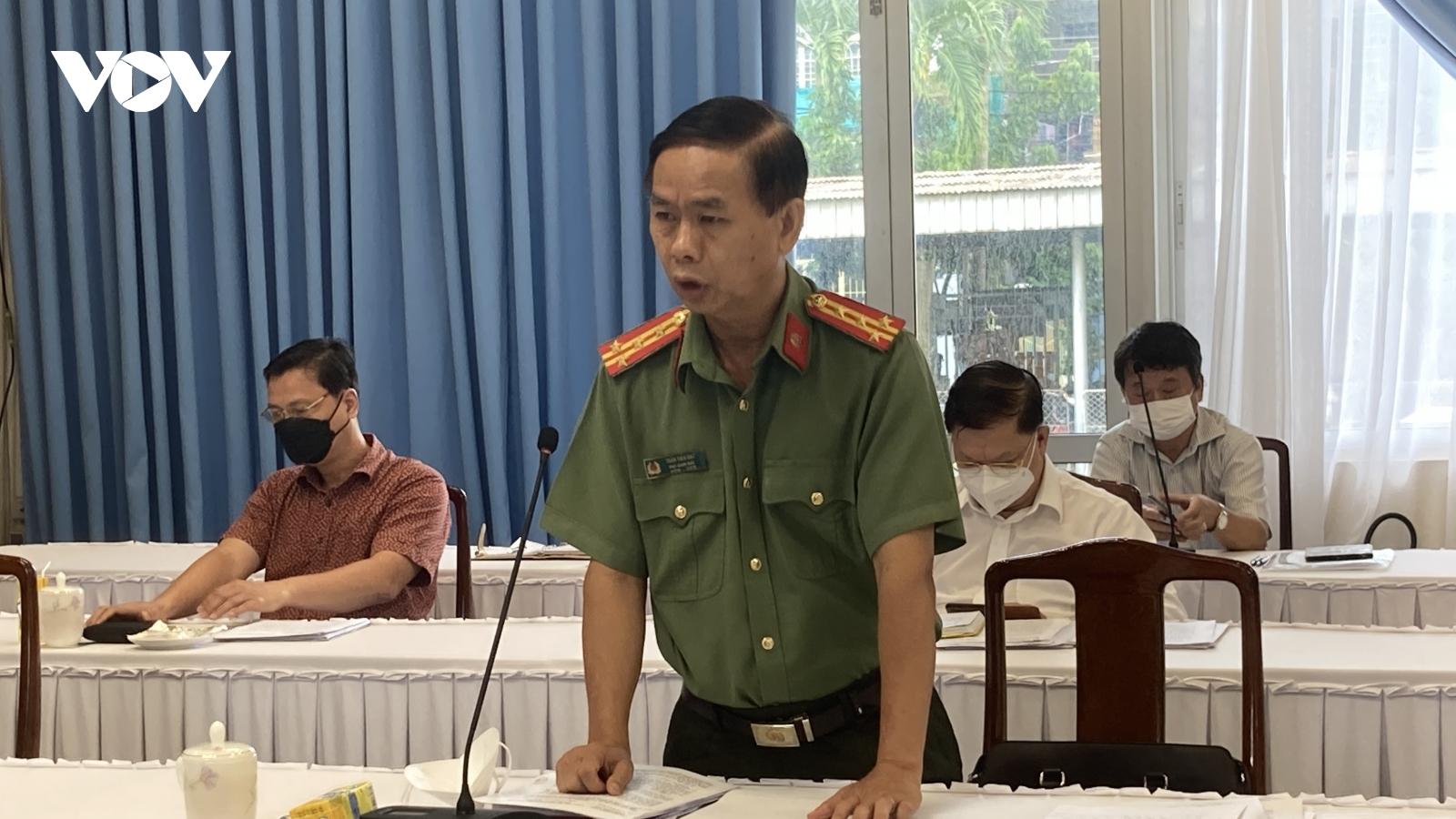 """Người dân ở Đồng Nai đi ra khỏi """"vùng xanh"""" phải được cho phép"""