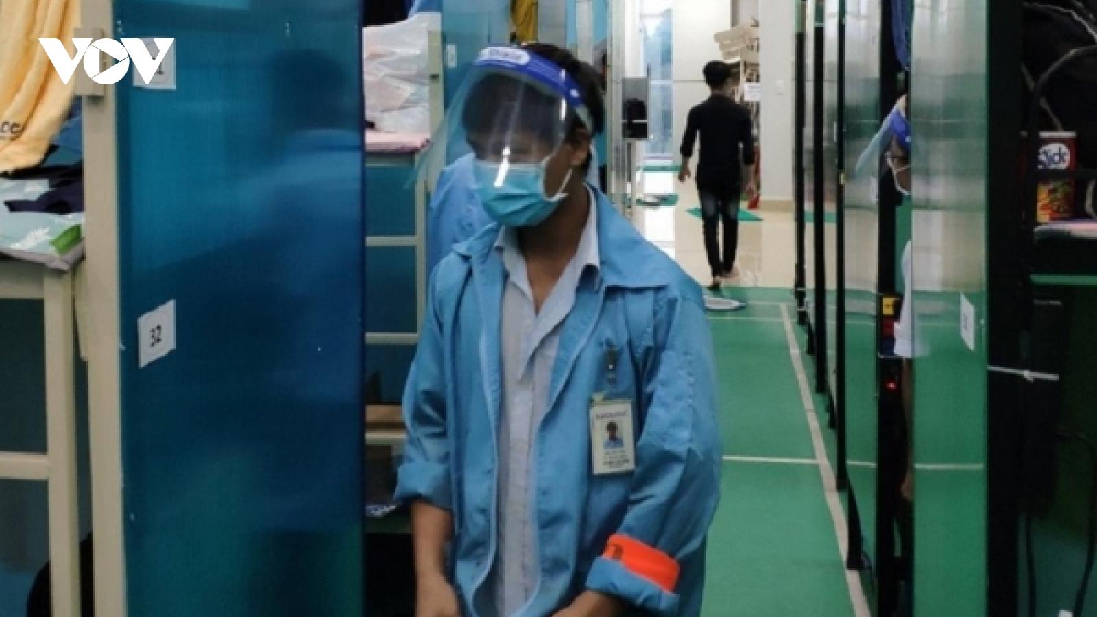 Nhiều doanh nghiệp ở TP.HCM kiến nghị xây dựng bệnh viện dã chiến tạikhu công nghiệp