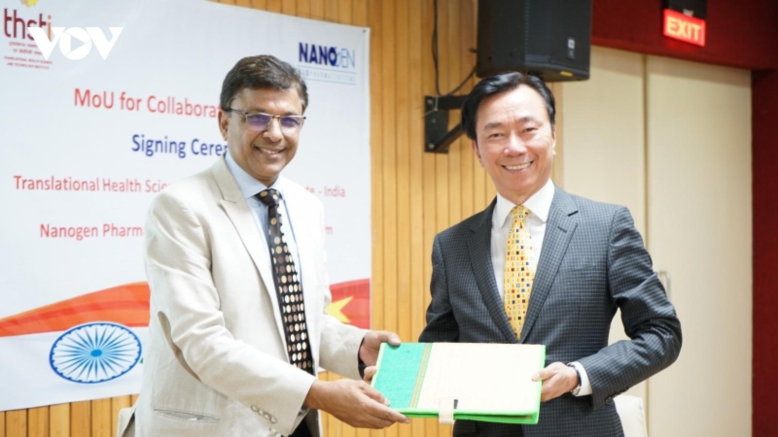 Vaccine Nanocovax được đánh giá chất lượng tại Ấn Độ