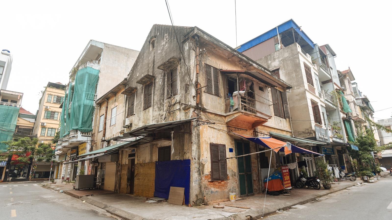 Lặng ngắm những căn nhà cổ tại Hà Đông