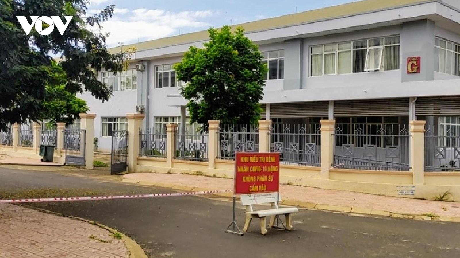 Thêm 2 ca tử vong vì Covid-19 tại Đắk Lắk