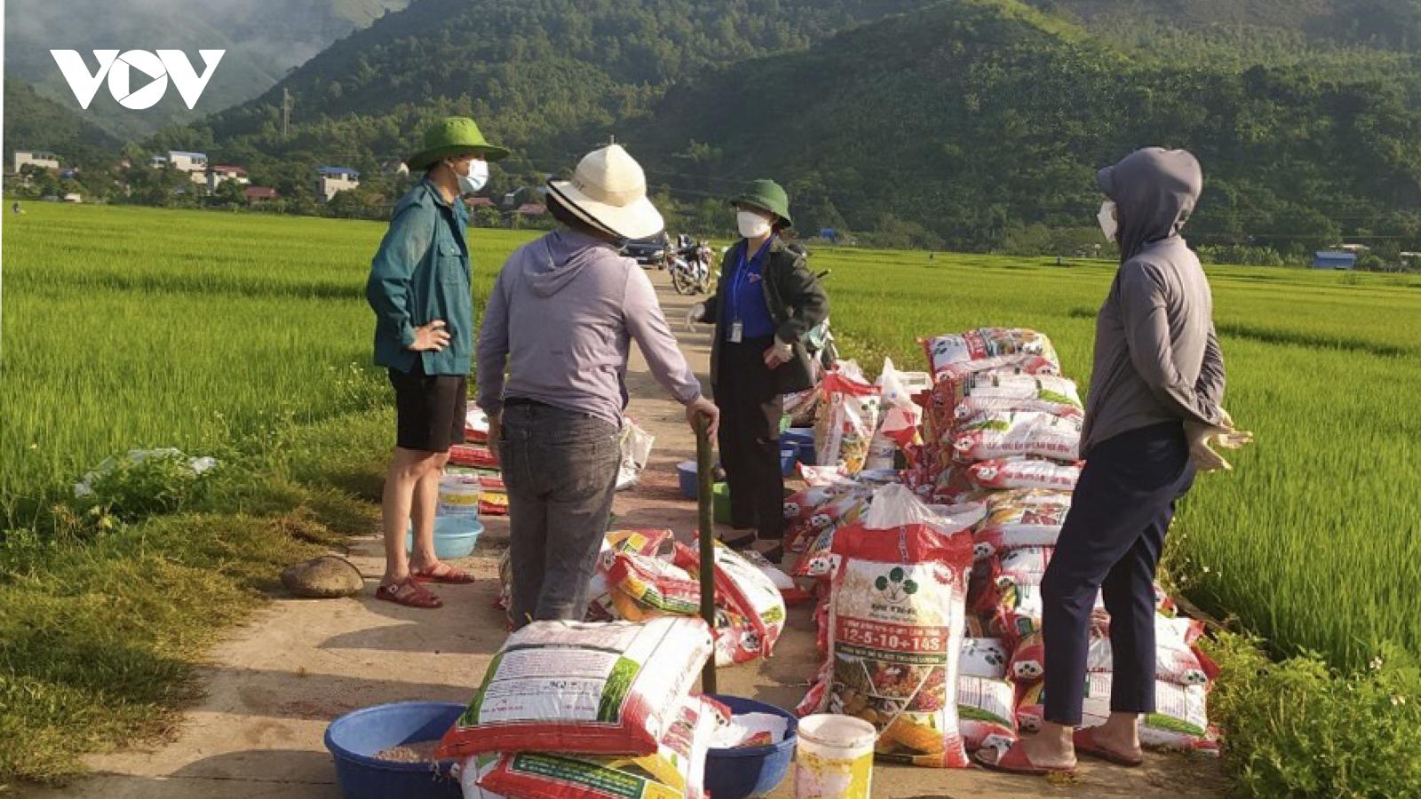 Lao động tự do ở Sơn La mất việc làm được hỗ trợ 50.000 đồng một ngày