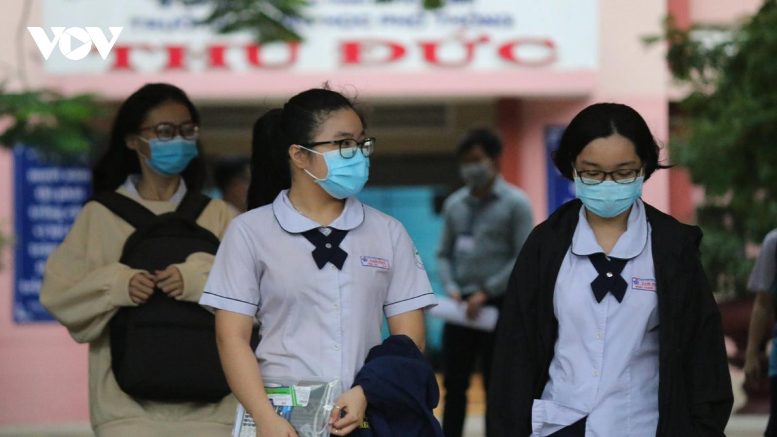 Đạihọc Quốc Gia TP.HCMkhông tổ chức kỳ thi Đánhgiá năng lựcđợt 2 năm 2021