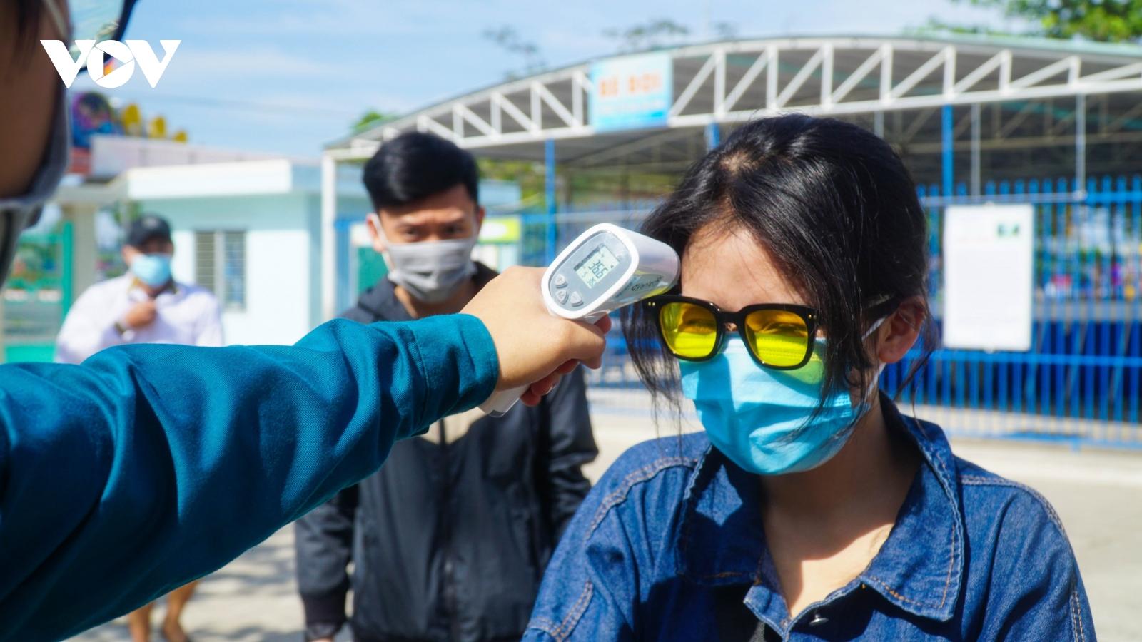 Đà Nẵng cho phép hơn 17.000học sinh, giáo viên trở về từ ngày 29/9