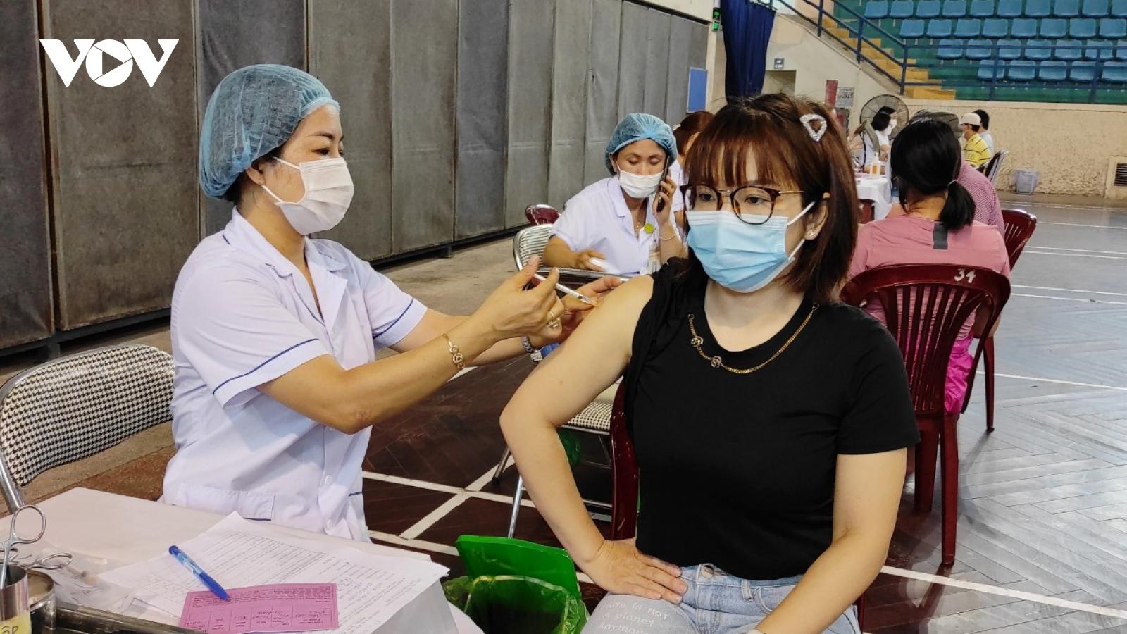 Hải Phòng bắt đầu chiến dịch tiêm 500.000 liều vaccine Vero Cell
