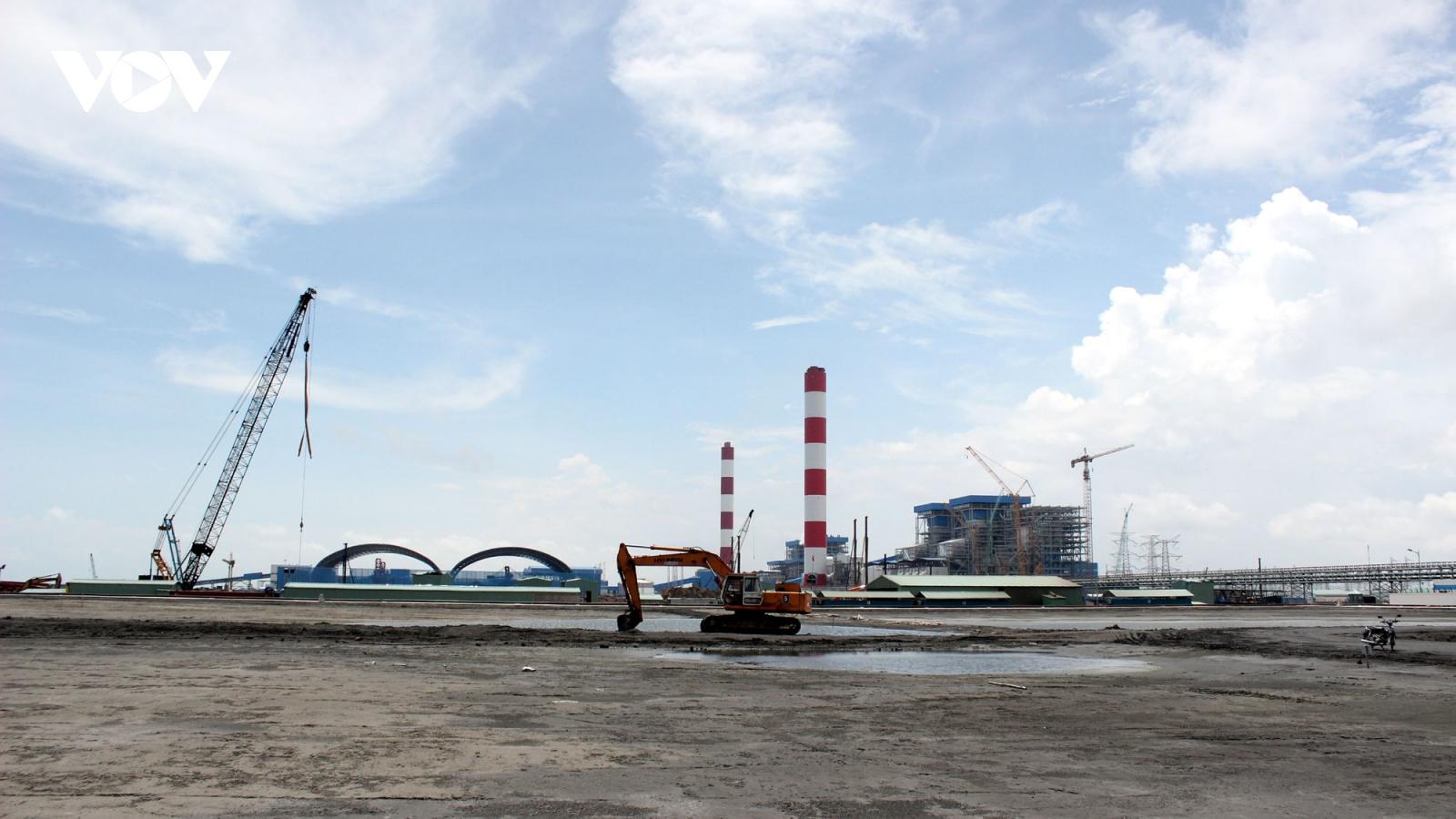 Hạn chế tối đa phát triển thêm nhà máy nhiệt điện than mới