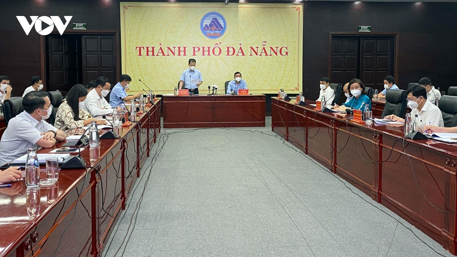 Số ca mắc Covid-19 ở Đà Nẵng giảm thấp nhất trong 44 ngày qua