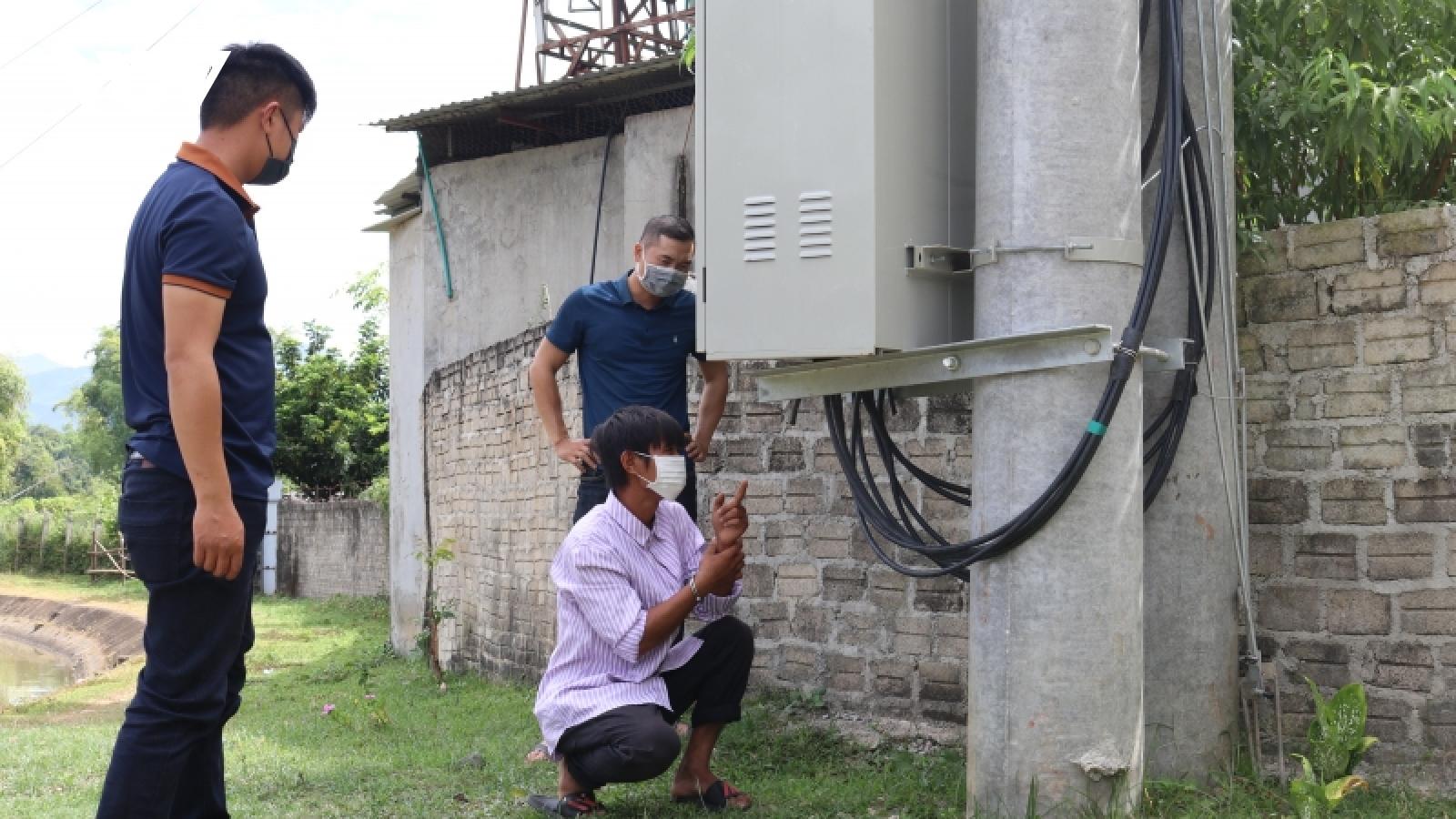 Công an Điện Biên bắt 1 đối tượng trộm cắp thiết bị điện