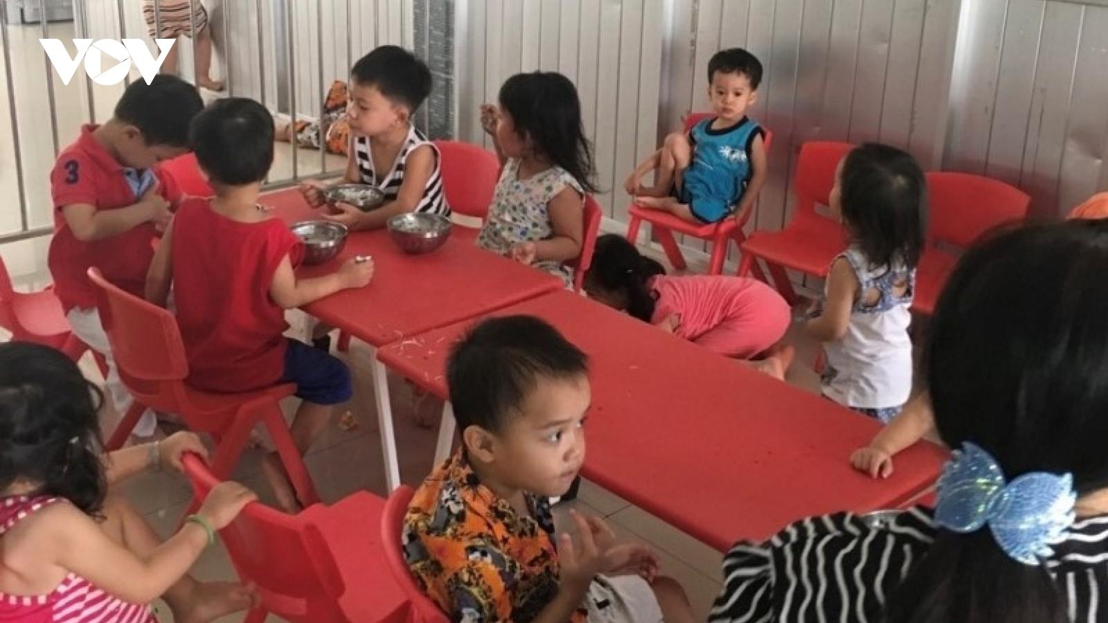Tiền Giang khắc phục tình trạng thiếu gần 1.000 giáo viên mầm non