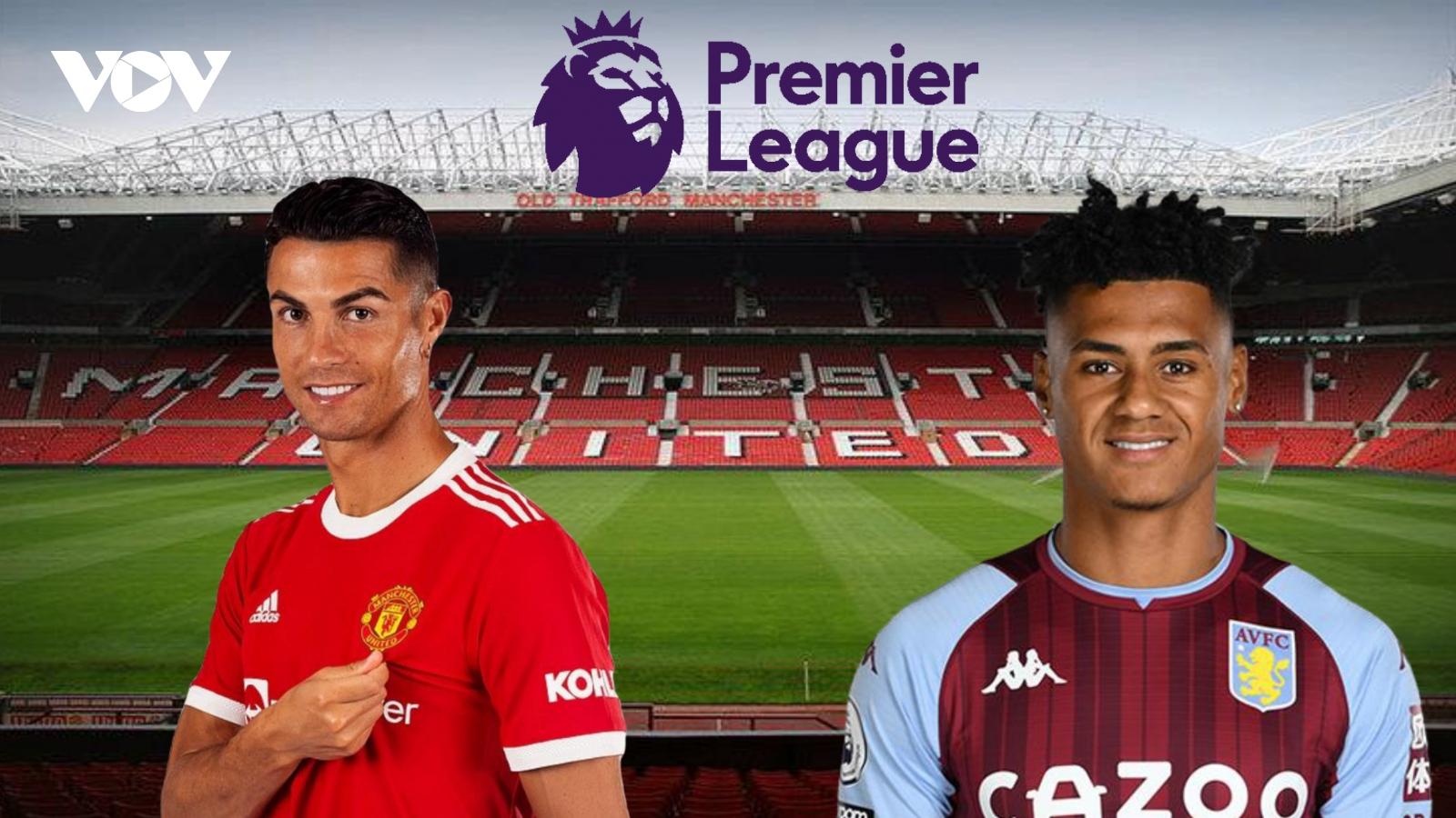 Dự đoán kết quả, đội hình xuất phát trận MU - Aston Villa