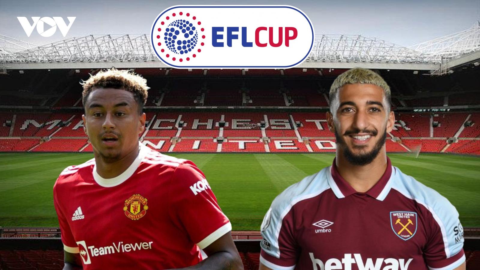 Dự đoán kết quả, đội hình xuất phát trận MU - West Ham