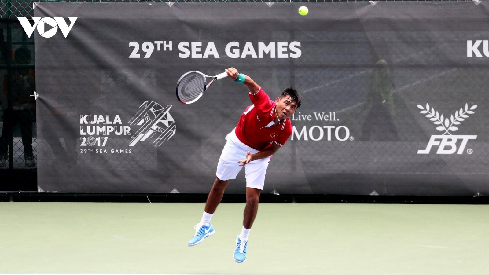 Tay vợt số 1 Việt Nam dự giải đấu quốc tế đầu tiên sau gần 2 năm