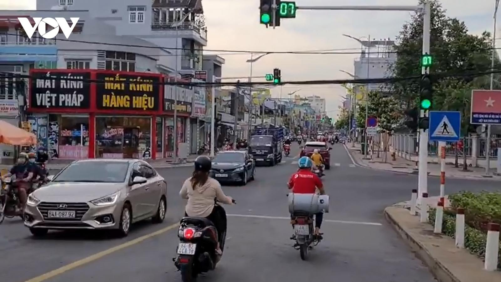 """Vĩnh Long """"can thiệp phù hợp"""" để 90% phường xã trở thành vùng xanh"""
