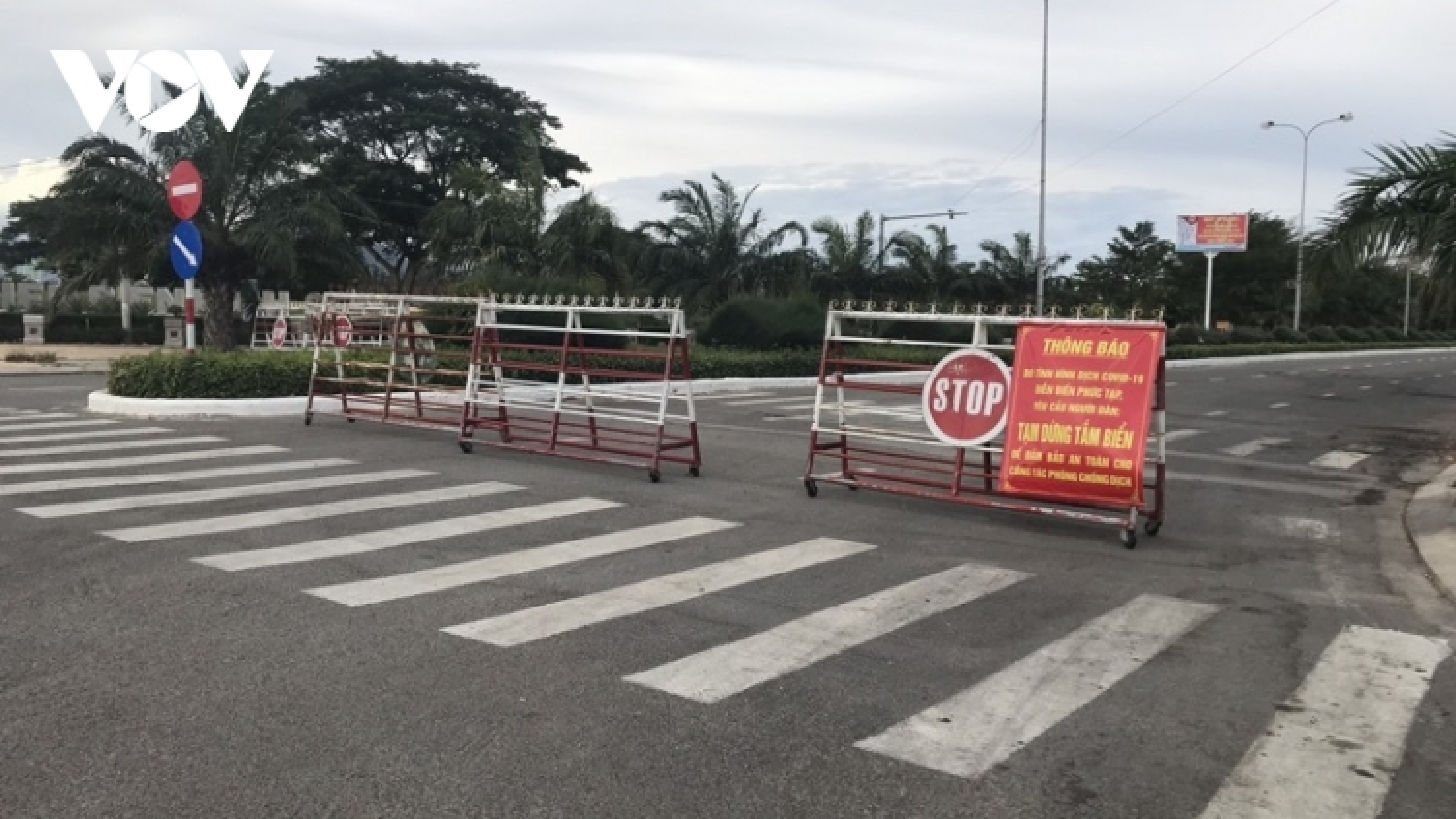 Ninh Thuận cho phép một số dịch vụ được hoạt động trở lại từ 0h ngày 12/9