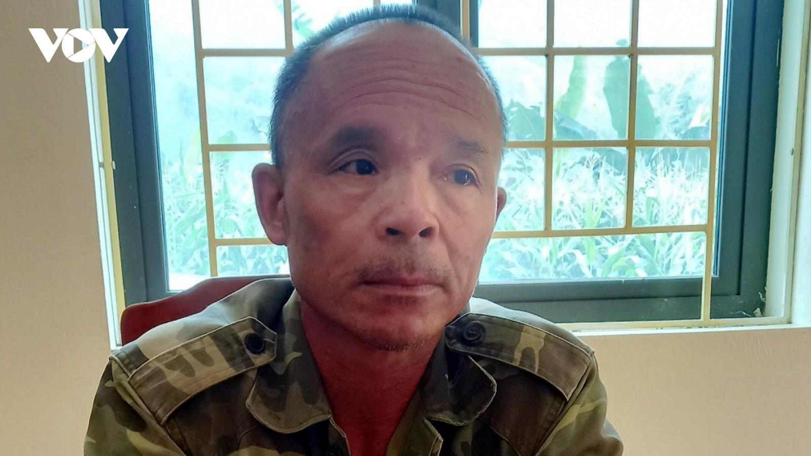 Yên Bái bắt đối tượng truy nã sau 30 năm lẩn trốn