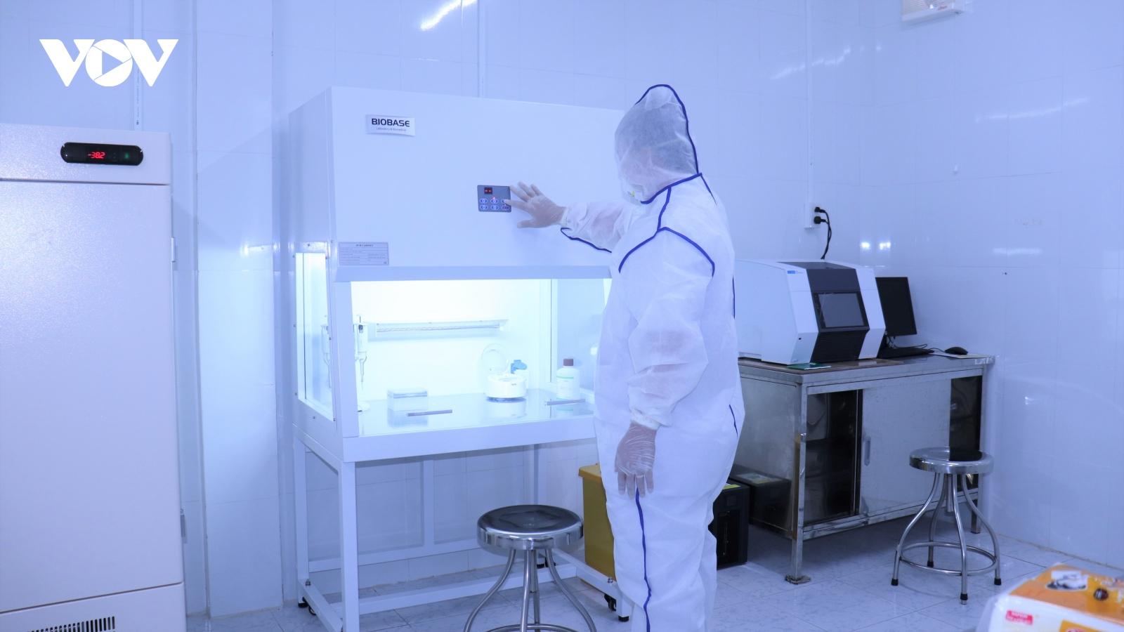 Bệnh viện Quân y 120 đủ khả năng xét nghiệm PCR phòng chống dịch Covid-19