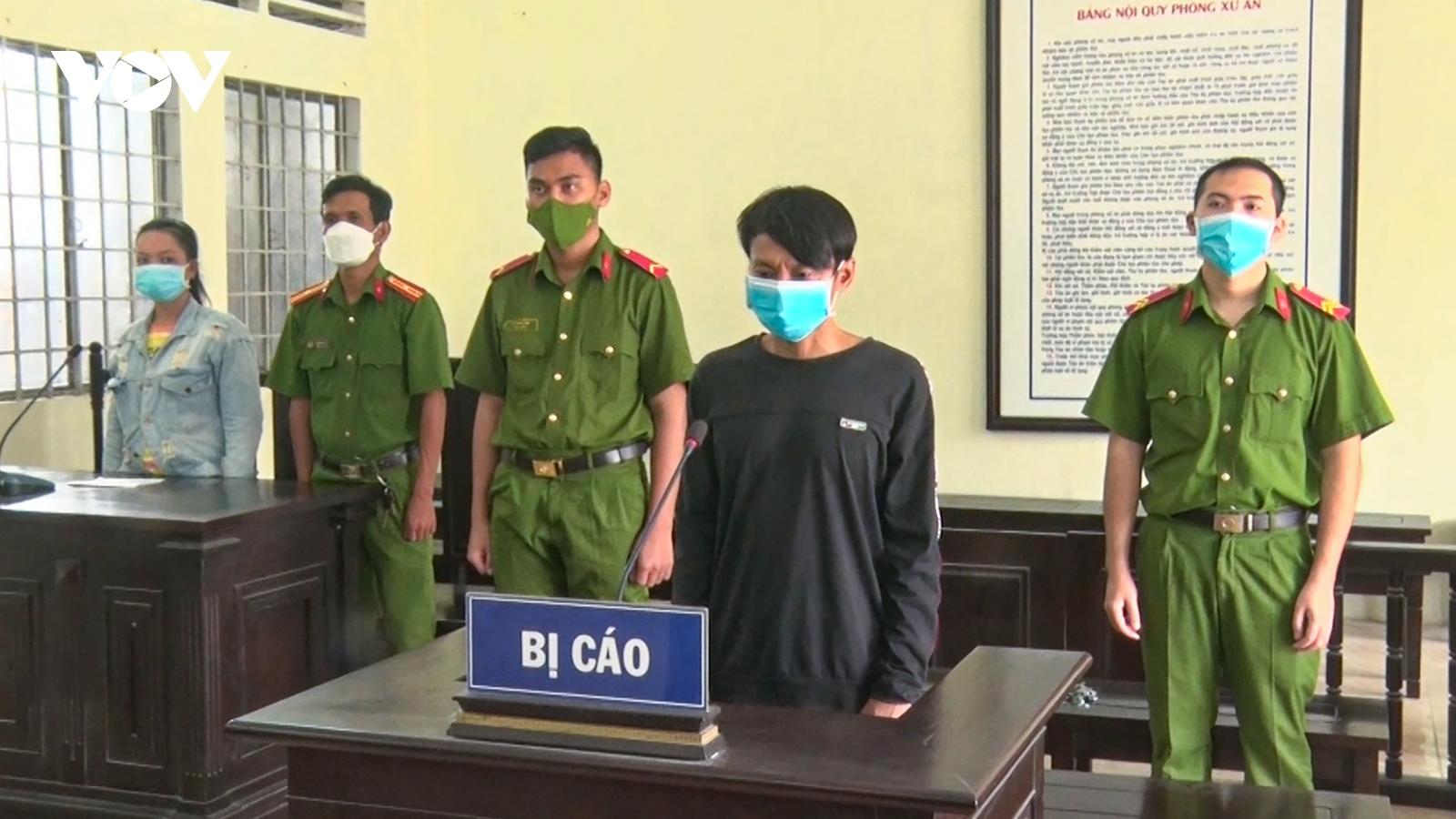 Bản án nghiêm khắc cho đối tượng chống người thi hành công vụ trong phòng, chống dịch