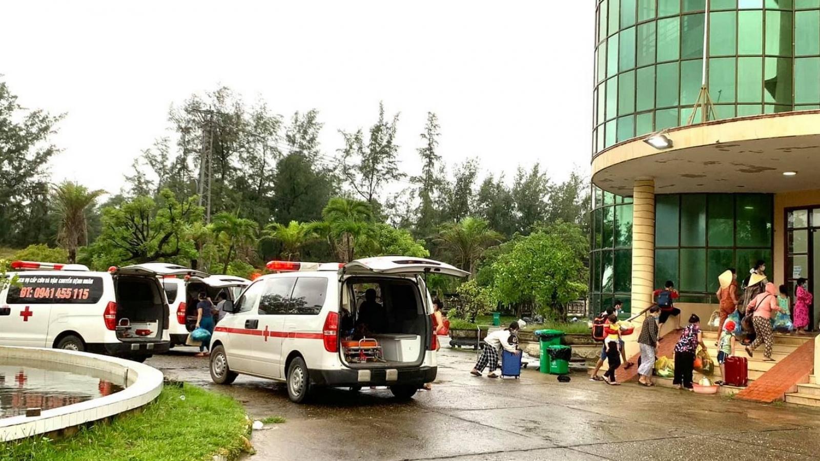 Quảng Bình ghi nhận trường hợp tử vong đầu tiên do mắc Covid-19