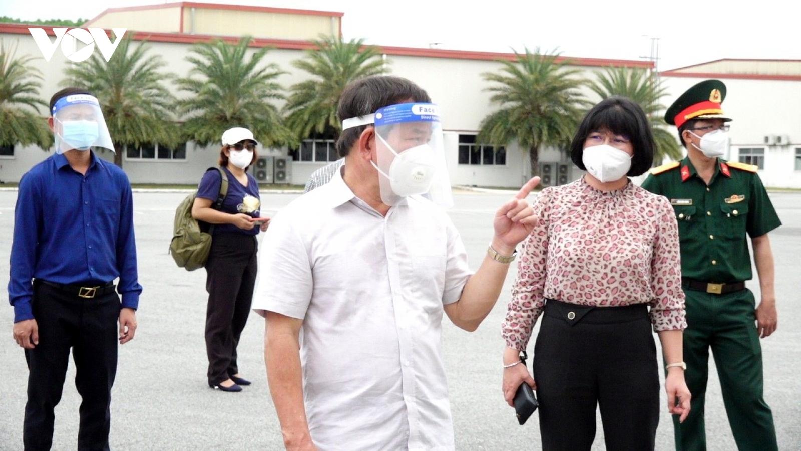 Thành phố Quảng Ngãi tiếp tục giãn cách xã hội theo Chỉ thị 16 trong 14 ngày