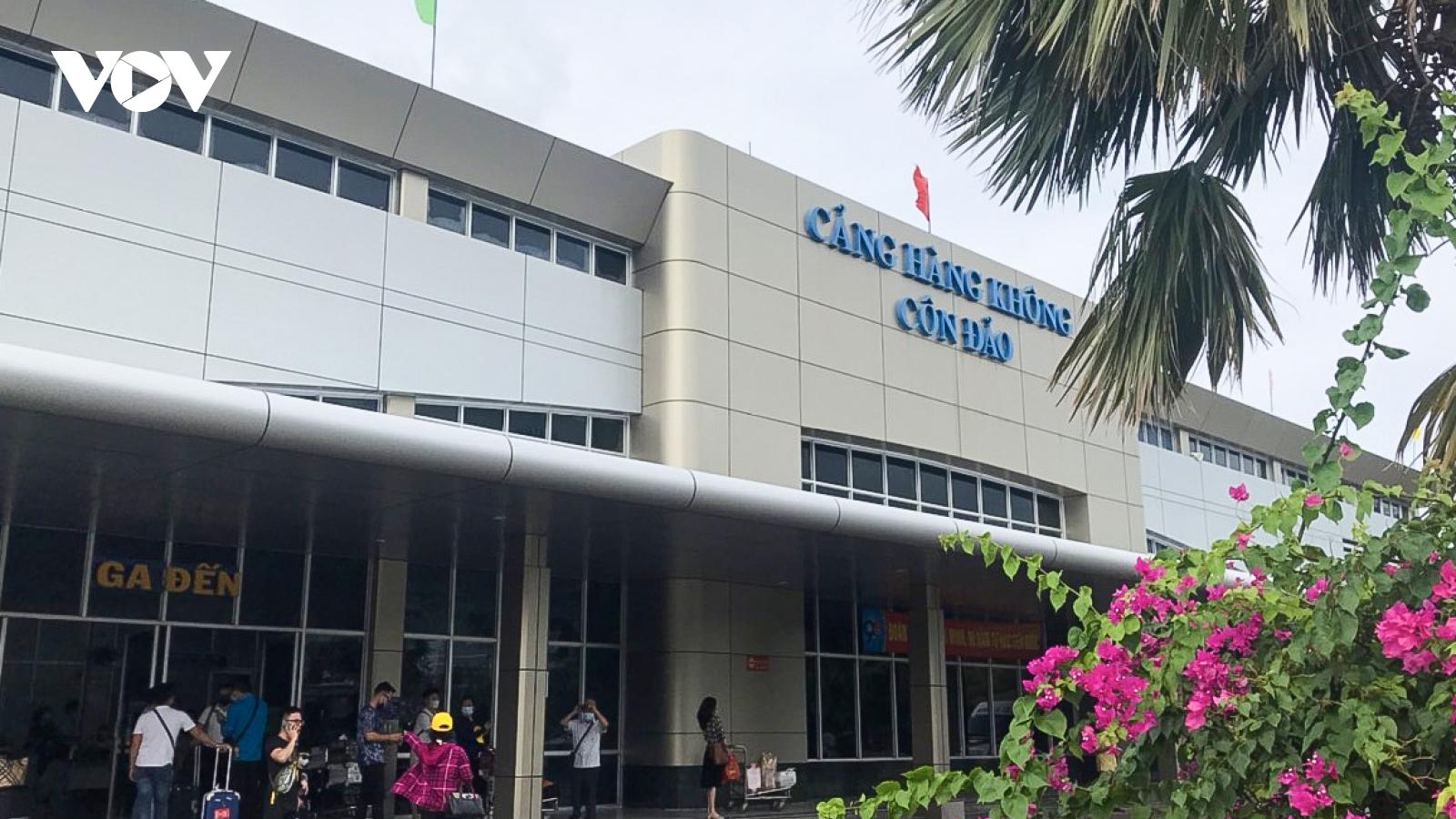 Côn Đảo chuẩn bị đón khách du lịch nội địa theo chuyến bay charter